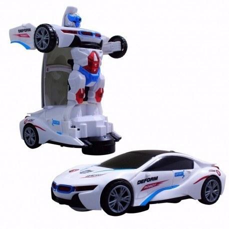 اسباب بازی ربات تبدیل شونده