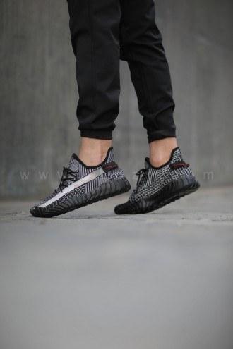 کفش کتانی مردانه آدیداس YEEZY boost 350 V2 مدل 2061