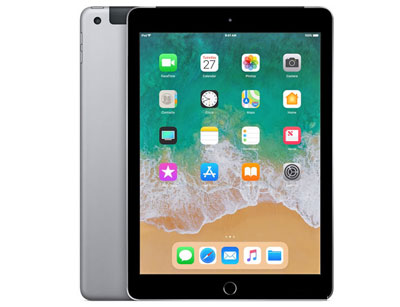 تبلت اپل مدل  iPad 9.7 inch WiFi 2018ظرفیت 32 گیگابایت | (Apple iPad 9.7 inch 2018 WiFi 32GB Tablet (iPad 6