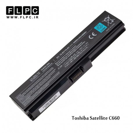 image باطری لپ تاپ توشیبا Toshiba Satellite C660 Laptop Battery _6cell