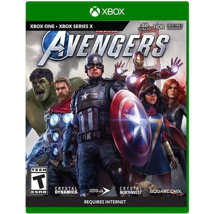 تصویر Marvel's Avengers - Xbox One   Series X