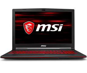 لپ تاپ ۱۵ اینچی ام اس آی مدل GL۶۳ ۸RD - A | MSI GL63 8RD - A Core i7 8GB 1TB+128GB SSD 4GB Full HD Laptop