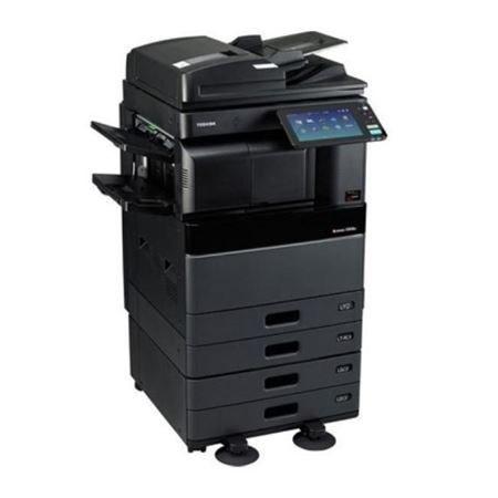 تصویر دستگاه کپی چندکاره رنگی توشیبا 2010AC
