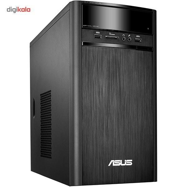 تصویر کامپيوتر دسکتاپ ايسوس مدل K31AD-BH003D ASUS K31AD-BH003D Desktop Computer