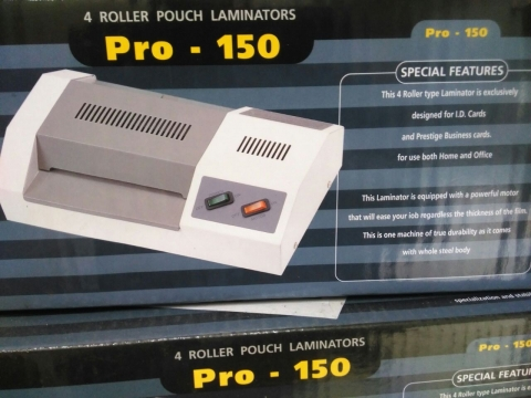 دستگاه پرس کارت  Pro-150
