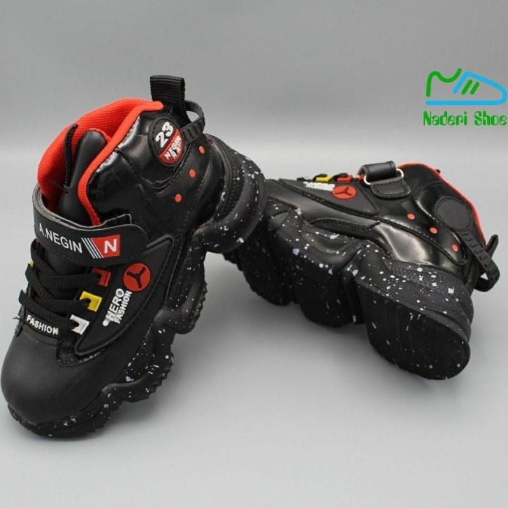 تصویر کفش بچگانه نیم ساق 1612