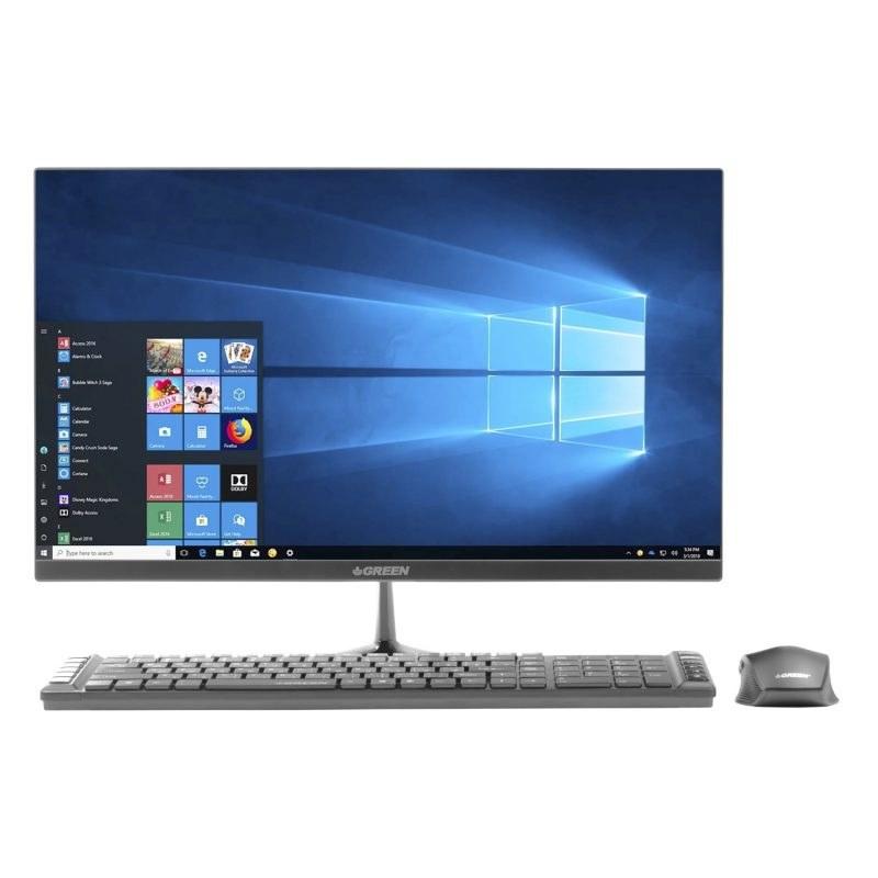 main images کامپیوتر همه کاره ۲۲ اینچی گرین مدل GX22 I518S