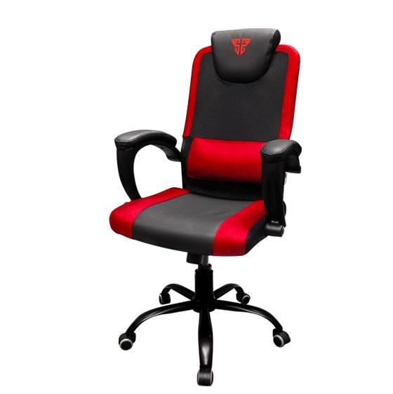 تصویر صندلی گیمینگ قرمز فن تک  Fantech  ALPHA GC-185X RED
