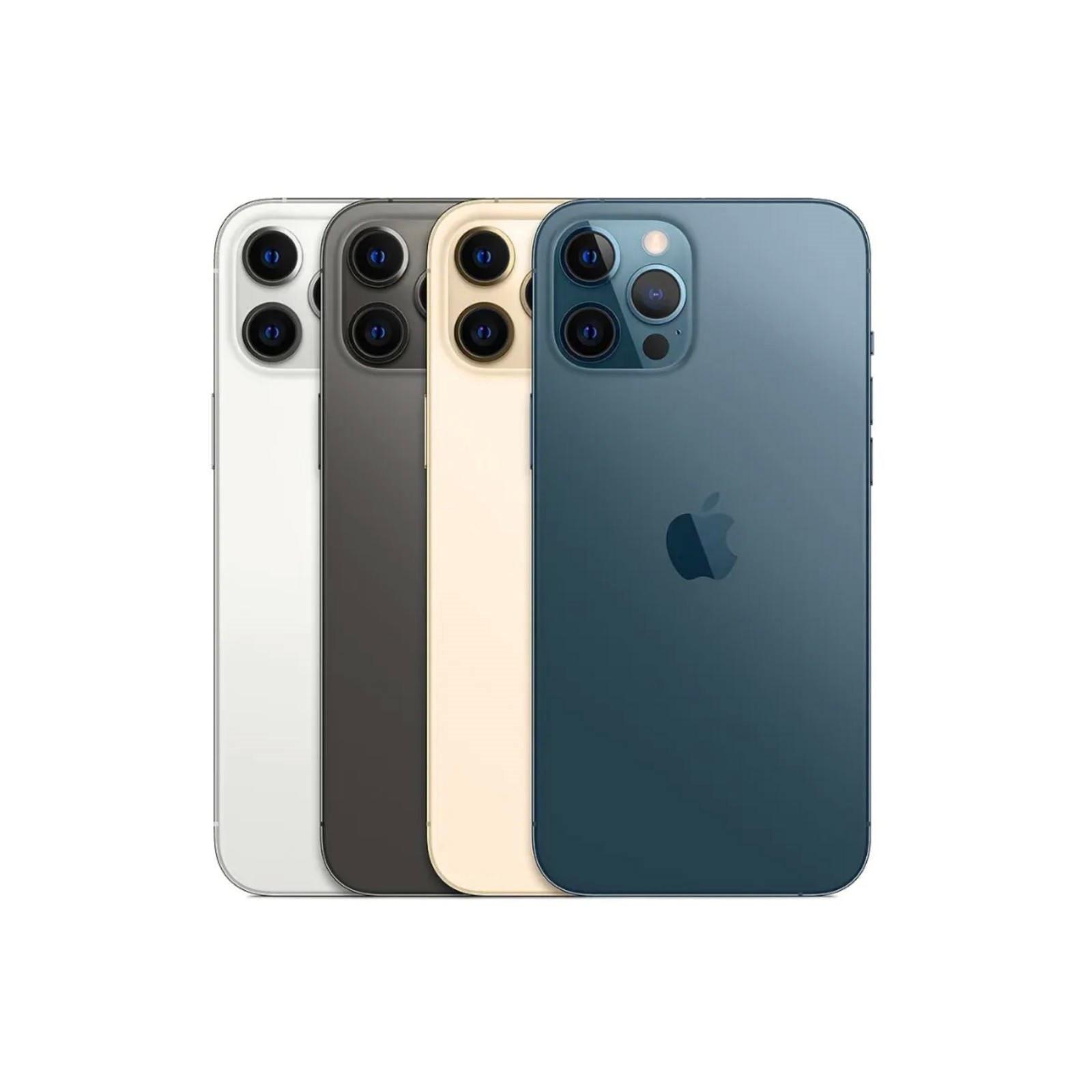 گوشی موبایل اپل مدل iphon 12pro max ظرفیت ۵۱۲GB
