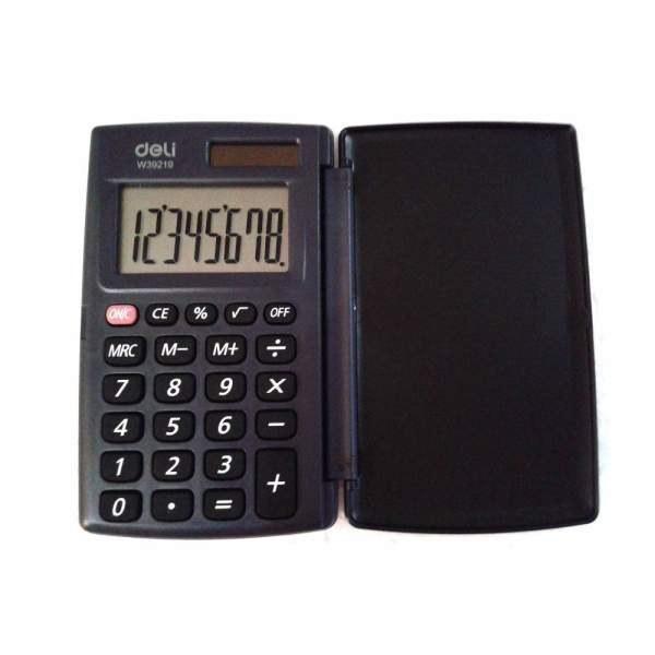 ماشین حساب جیبی مدل W39219 دلی