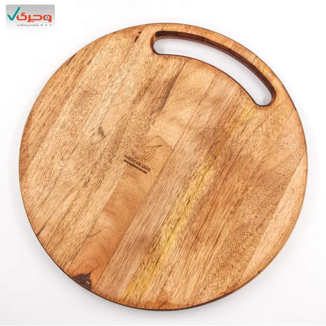 تصویر تخته برش چوبی دارکوب