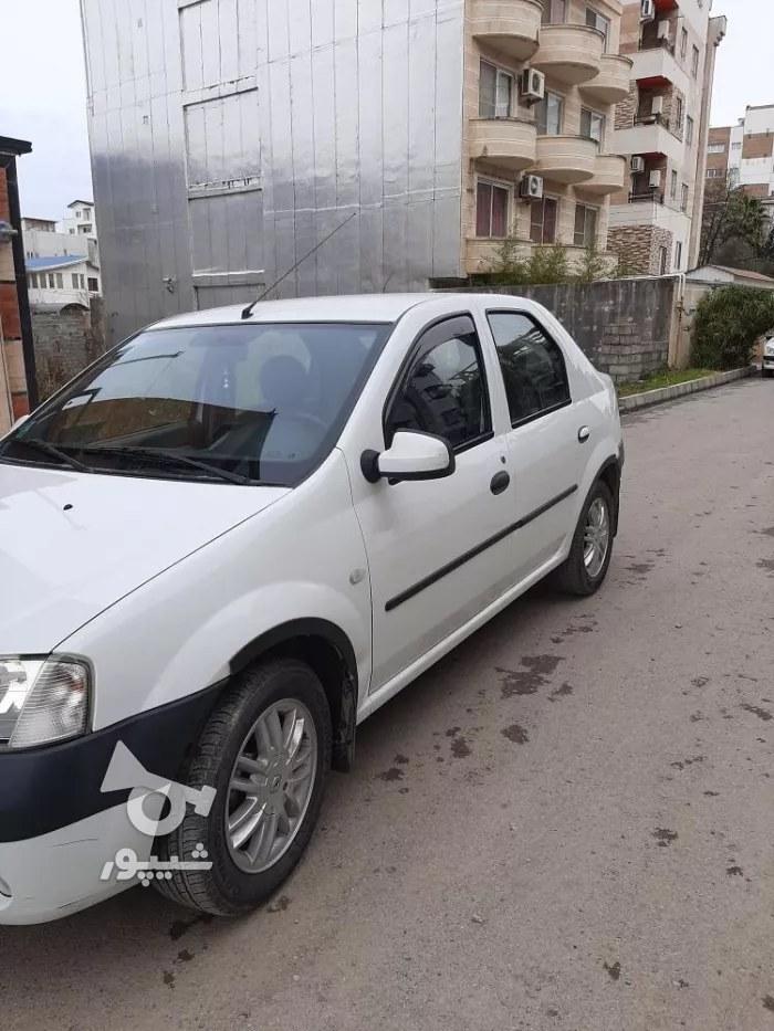 تصویر خودرو رنو، تندر90 ، دندهای، 1395