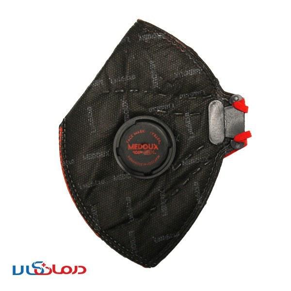 ماسک N95 فیلتردار کربن فعال مداکس