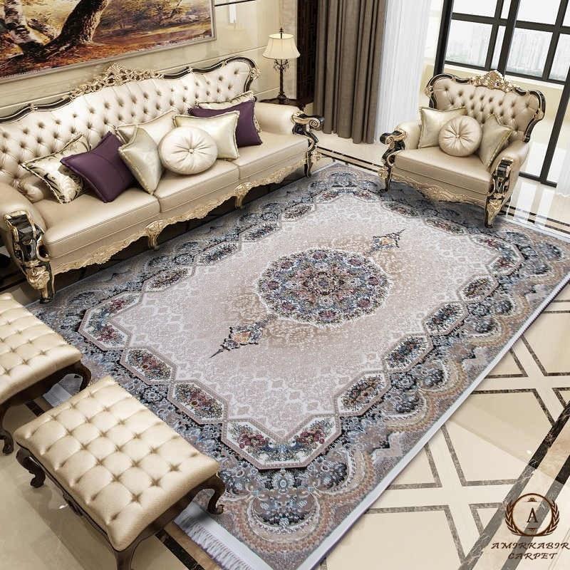 فرش ۱۲۰۰ شانه طرح هالیدی