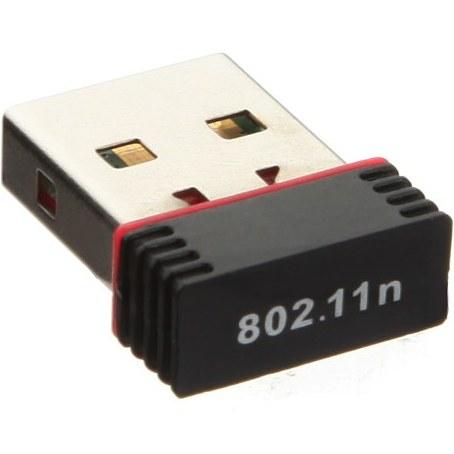 تصویر دانگل وای فای USB WiFi Wireless 150Mbps مدل ۸۰۲٫۱۱N