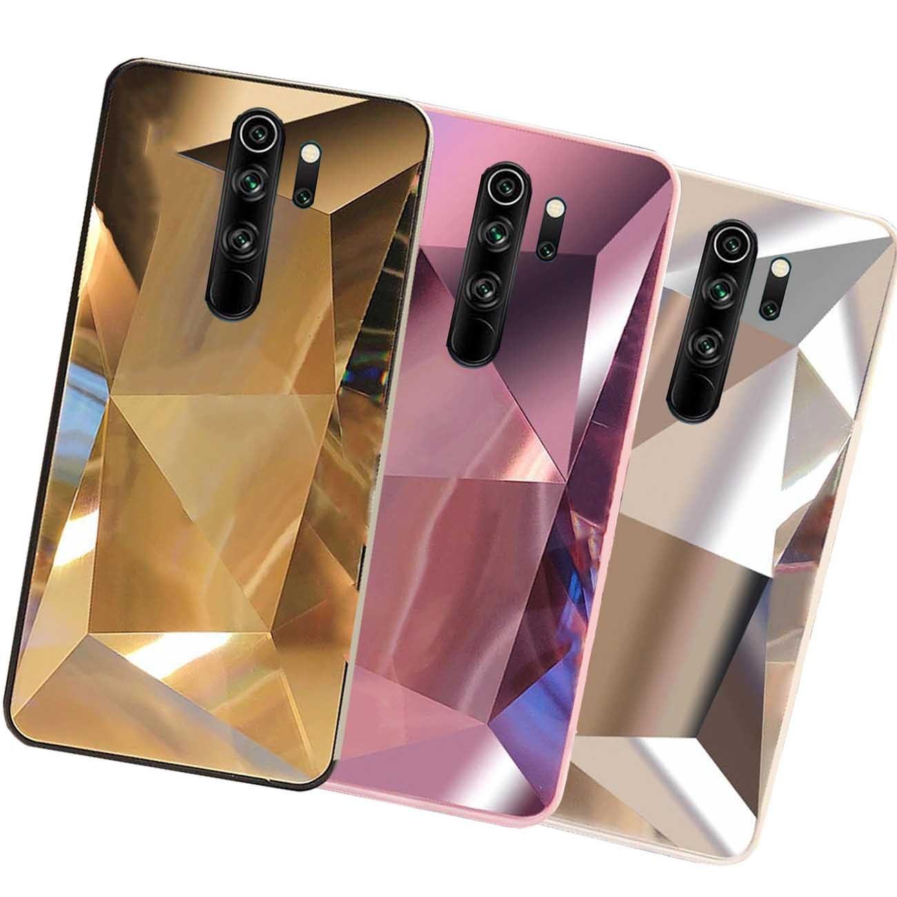 قاب براق الماسی شیائومی Shiny Diamond Case | Redmi Note 8 Pro |