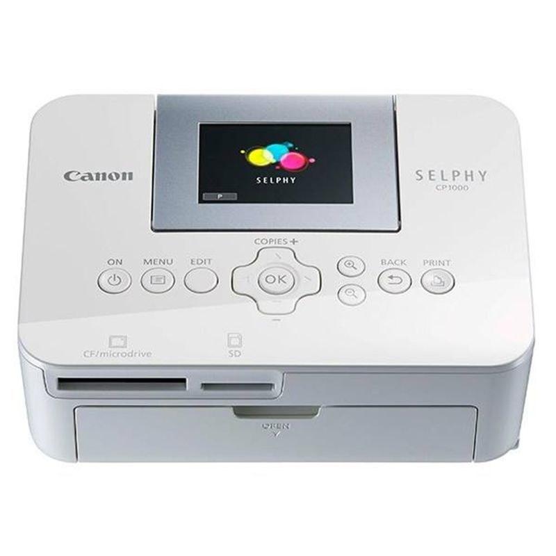 تصویر پرينتر چاپ عکس CP-1000  کانن Canon SELPHY CP1000 Photo Printer
