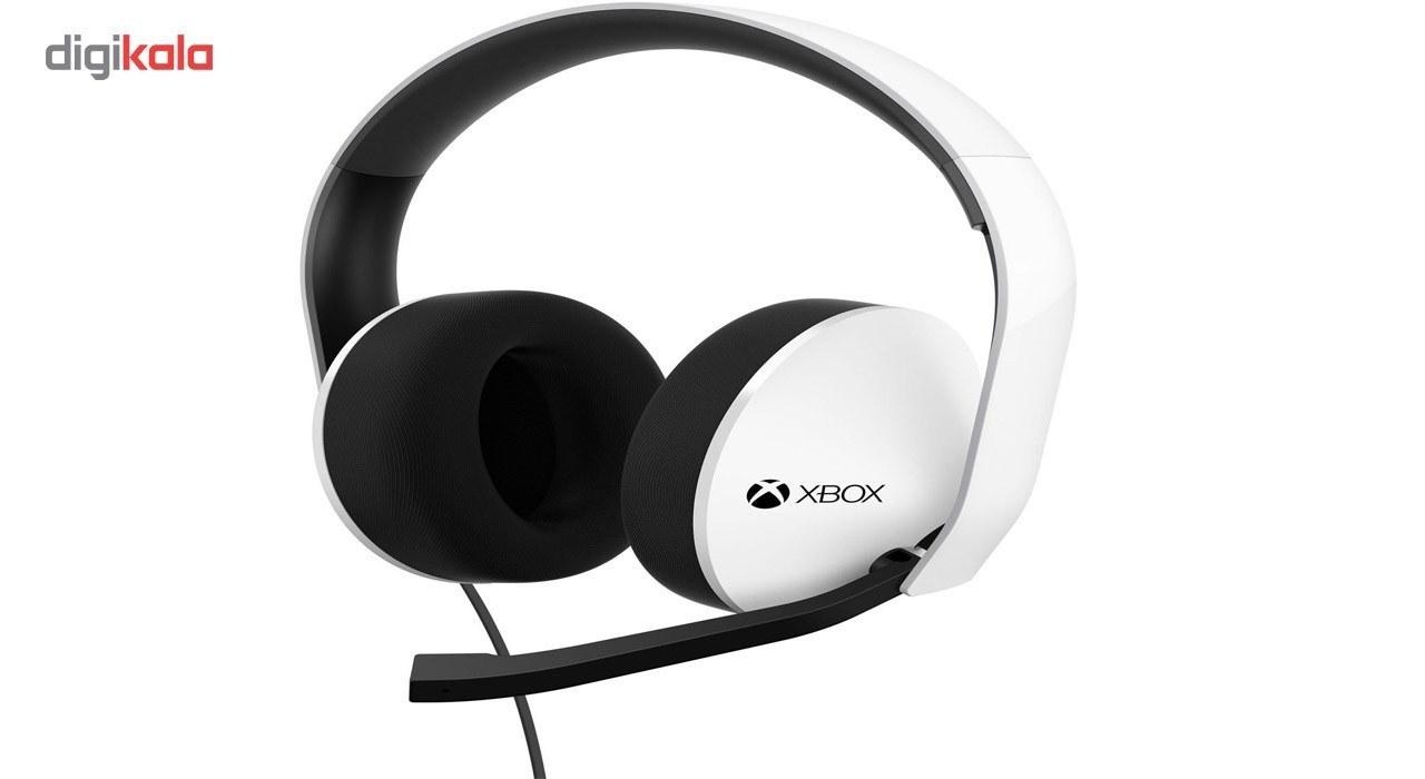img هدست با سیم مایکروسافت مدل Stereo مناسب Xbox One Microsoft Stereo Headset For Xbox One