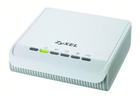 تصویر مودم روتر ADSL زایکسل P-660RU-T1 v3s ADSL2+ Wired Modem Router