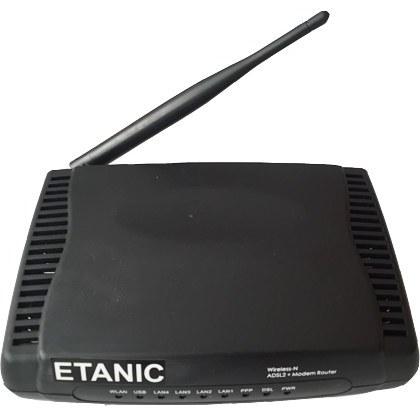 main images مودم ADSL ایتانیک مدل C880