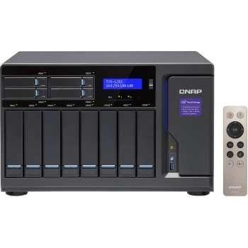 ذخیره ساز تحت شبکه کیونپ مدل TVS-1282-i5-16G بدون دیسک | Qnap TVS-1282-i5-16G NAS - Diskless