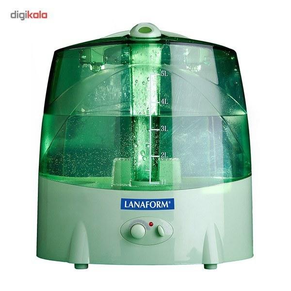 img دستگاه بخور سرد ۵ لیتر کودک لانافرم مدل Family Care ویژگیهای محصول