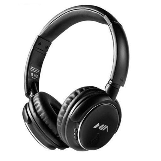 تصویر _ ا NIA Q1 Wireless Headphones NIA Q1 Wireless Headphones