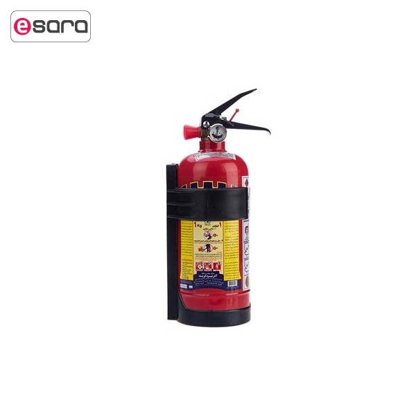main images کپسول آتش نشانی دژ یک کیلوگرمی Dezh 1 Kg Fire Extinguisher Safety Equipment