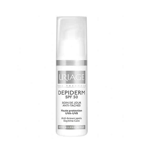 کرم ضد آفتاب و ضد لک دپیدرم SPF50 اوریاژ | Uriage Depiderm SPF 50