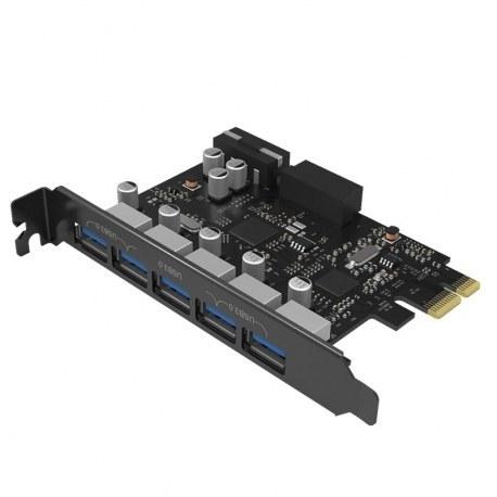 main images کارت PCI-E USB3.0 اوریکو ORICO PVU3-5O2I-V1