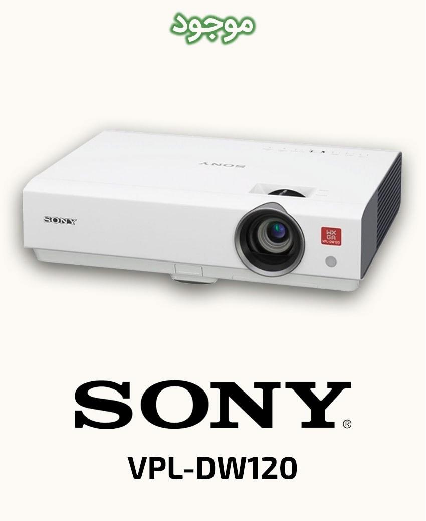 تصویر ویدئو پروژکتور سونی مدل VPL-DW120
