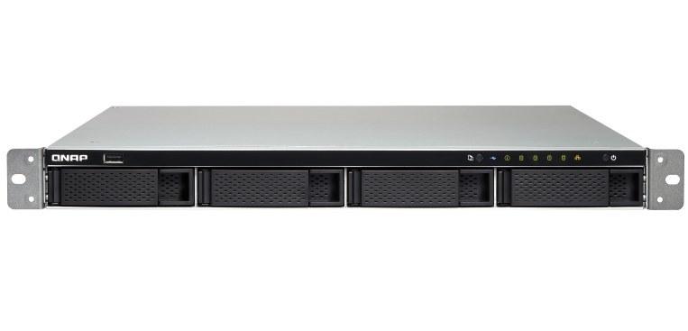 ذخیره ساز تحت شبکه کیونپ مدل TS-۴۶۳XU-RP-۴G بدون هارد دیسک | QNAP TS-463XU-RP-4G 4GB 4Bay Diskless NAS