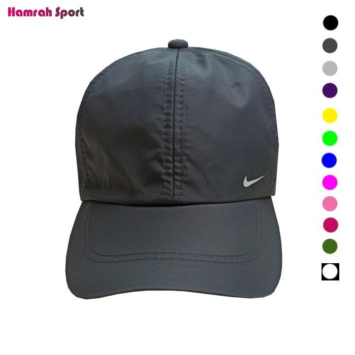 تصویر کلاه ورزشی نایک NIKE جنس شمعی اعلا