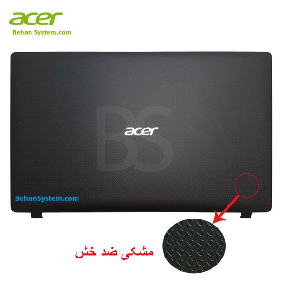 تصویر قاب پشت ال سی دی لپ تاپ Acer مدل Aspire 5736