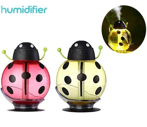 دستگاه بخور USB طرح کفشدوزک Beatle Humidifier