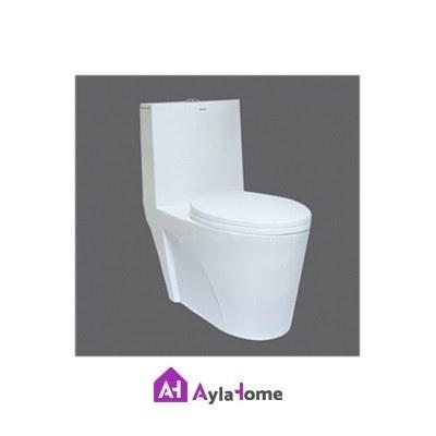 توالت فرنگی چینی کرد مدل آوینا درجه یک