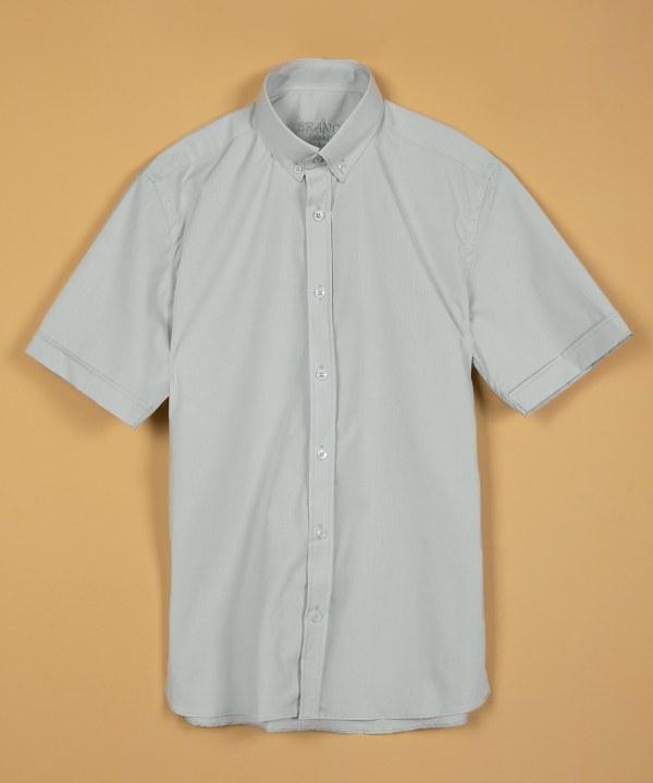 عکس پیراهن آستین کوتاه مردانه برندس Brands کد Br1828  پیراهن-استین-کوتاه-مردانه-برندس-brands-کد-br1828