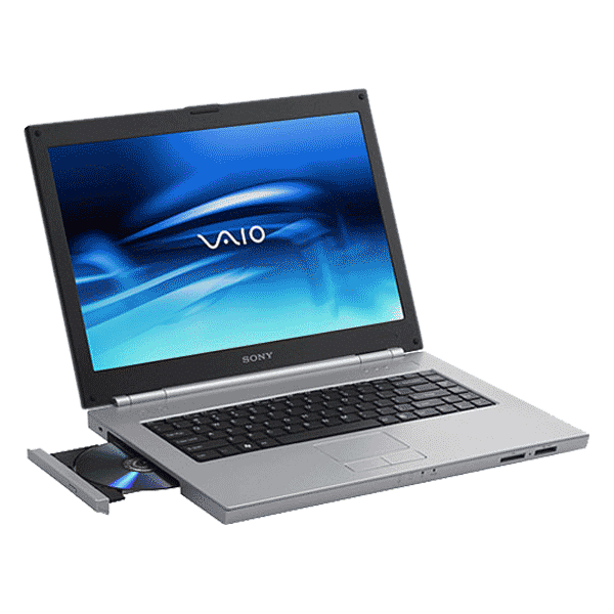 تصویر لپ تاپ 15.6 اینچی سونی مدل VGN-N350E