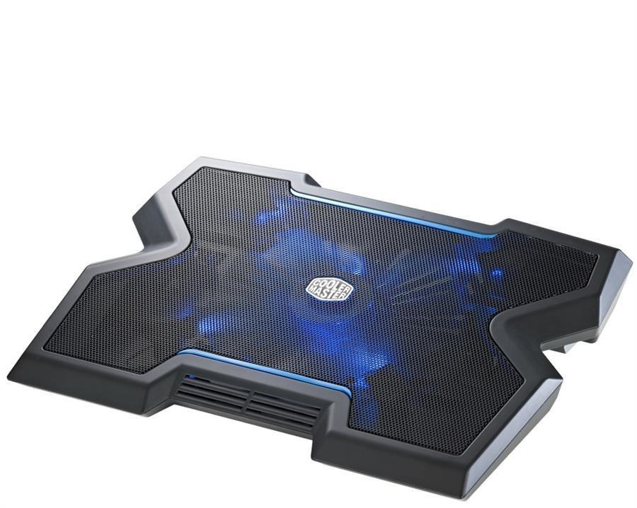 عکس کول پد کولرمستر مدل ایکس 3 پایه و خنک کننده لپ تاپ کولر مستر Notepal X3 CoolPad کول-پد-کولرمستر-مدل-ایکس-3