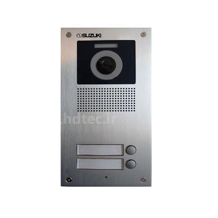 پنل دو واحدی آیفون تصویری سوزوکی SZ-nUC | Two-unit iPhone Video Panel SUZUKI SZ-nUC