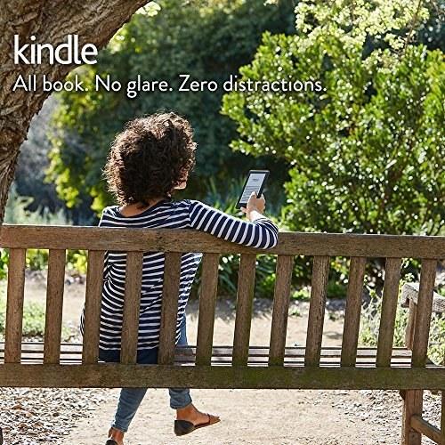 کتابخوان کیندل Kindle E-reader با نمایشگر 6 اینچی تاچ - سفید