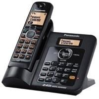 main images تلفن بی سیم پاناسونیک مدل تی جی 3811 بی ایکس Panasonic Digital Cordless Phone - KX-TG3811BX