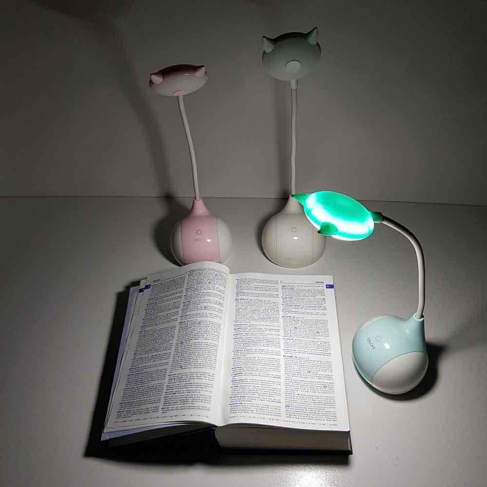 تصویر چراغ مطالعه لمسی