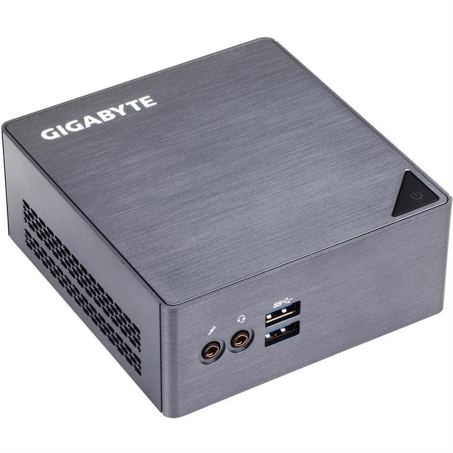 تصویر کامپیوتر کوچک گیگابایت BRIX GB-BSi3H-6100 GIGABYTE BRIX GB-BSi3H-6100 BAREBONE MINI PC