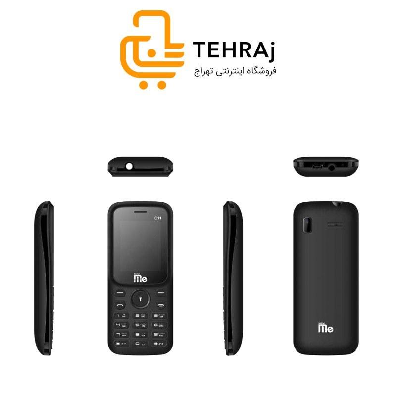 گوشی موبایل دکمه ای جی ال ایکس  glx c11 a اورجینال