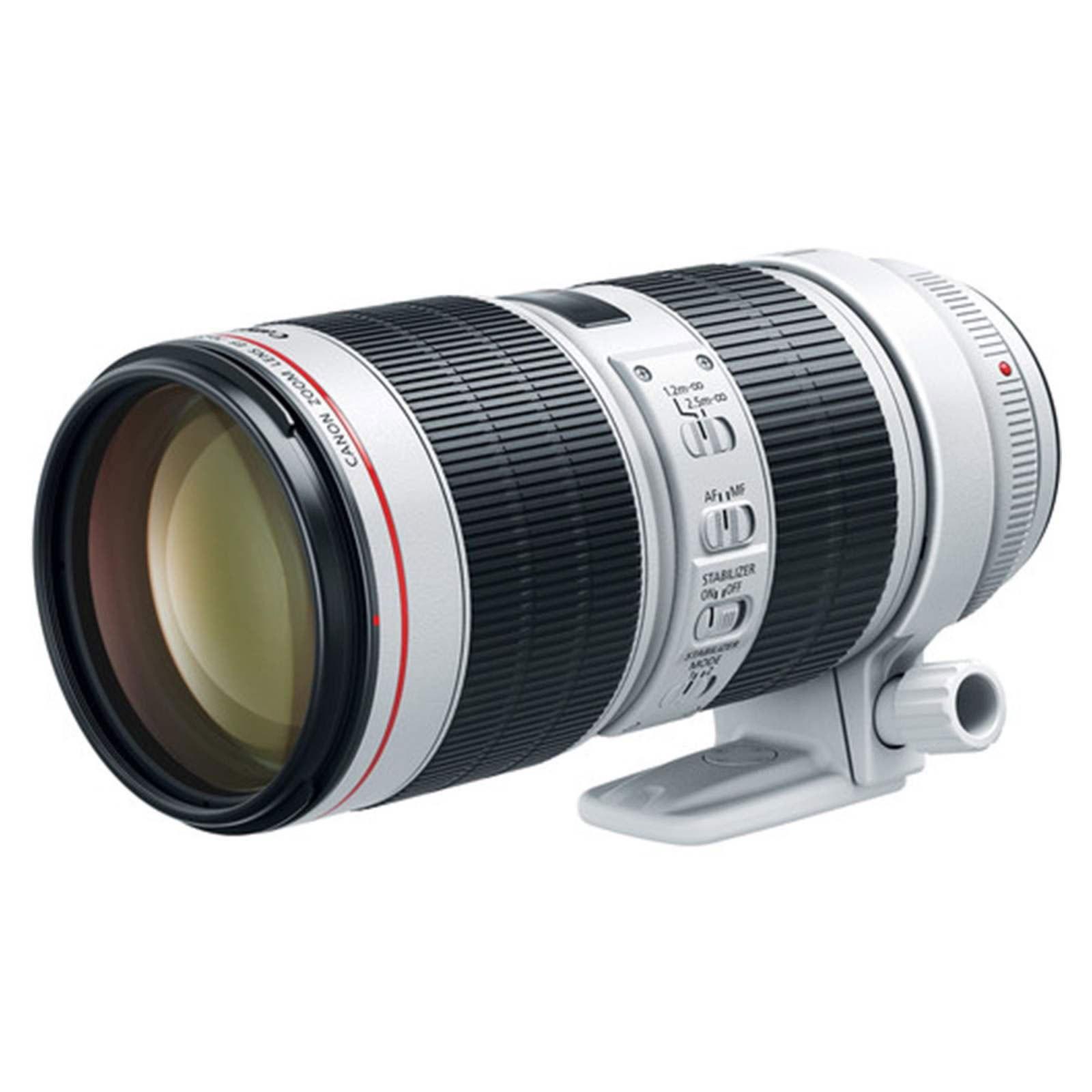 تصویر Lens Canon EF 70-200mm f/2.8L IS III USM لنز دوربین کانن EF 70-200mm f/2.8L IS III USM