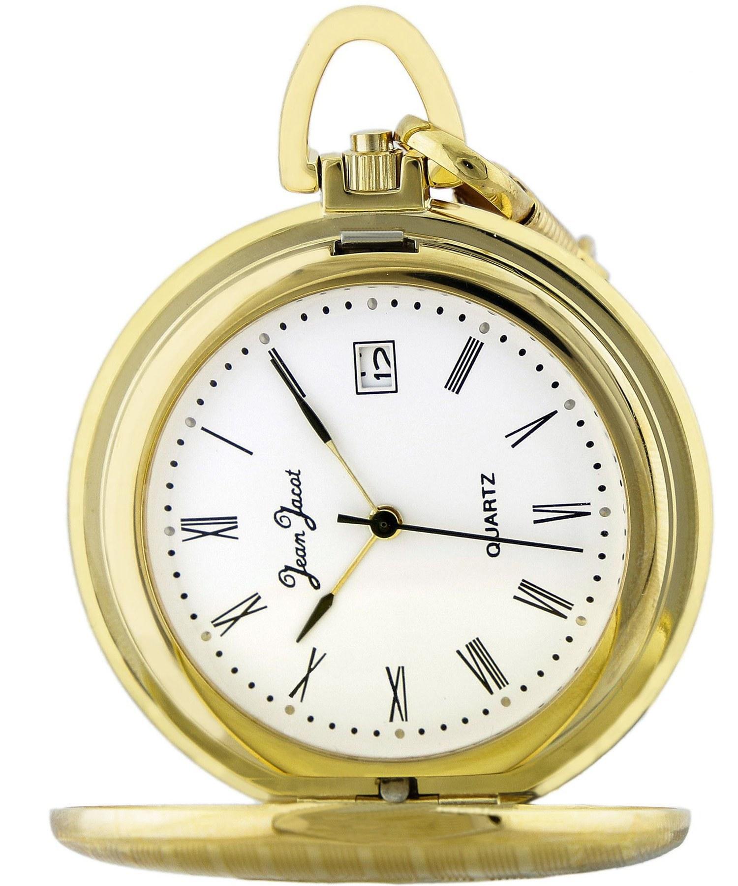 تصویر ساعت جیبی مردانه ژان ژاکت ، کد 1015-QG