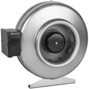 هواکش بین کانالی مدل GF200- 2E 92/42 | GF200- 2E 92/42 inline Fan