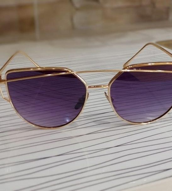 عینک آفتابی مدل فشن