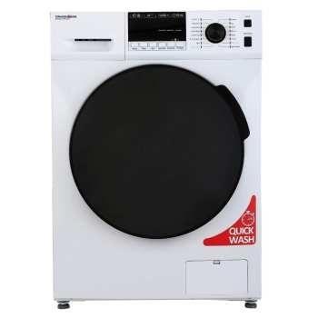 ماشین لباسشویی 7 کیلویی پاکشوما مدل TFU-74401 سفید . سیلور درب کروم